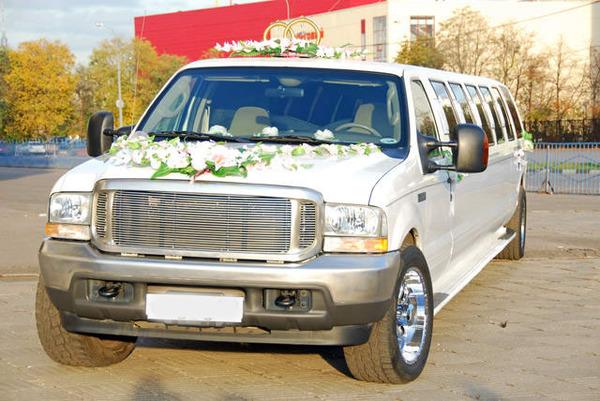 Ford excursion Лимузин (форд)