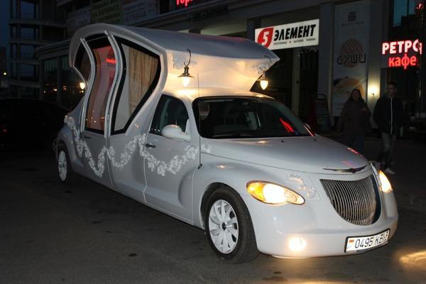 Лимузин карета Крайслер (chrysler)