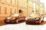 Mercedes S-221 AMG (рестайлинг)