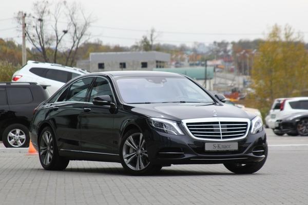 Mercedes S-222