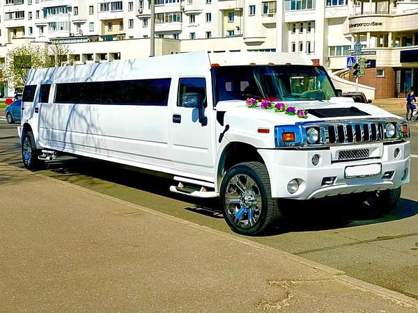 Mega Hummer H2 лимузин